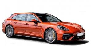 Porsche Panamera 4 Sport Turismo 2022