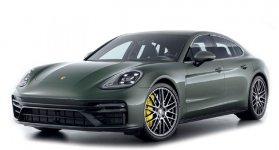 Porsche Panamera Turbo S 2022