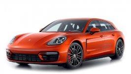 Porsche Panamera Turbo Sport Turismo 2022