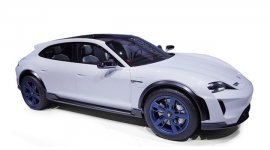 Porsche Taycan 4 Cross Turismo 2022