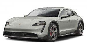 Porsche Taycan Turbo 2022