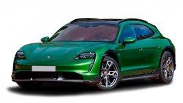 Porsche Taycan Turbo Cross Turismo 2021