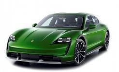 Porsche Taycan Turbo Cross Turismo 2022