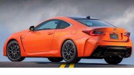 Lexus RC-Series F Carbon 2017
