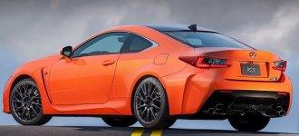 Lexus RC-Series F Platinum 2017