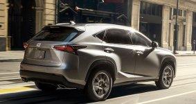 Lexus NX-Series 200t Platinum 2017