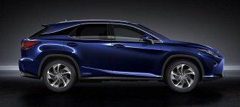 Lexus RX-Series 350 Premier 2015