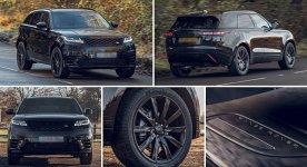 Range Rover Velar R-Dynamic Black 2020