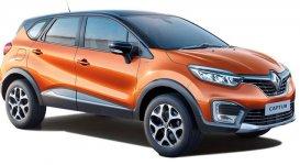 Renault Captur Platine Dual Tone P 2019