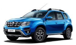 Renault Duster RXS 2020