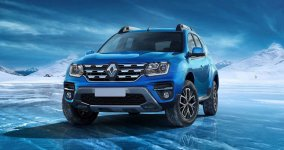 Renault Duster RXS (O) CVT 2019