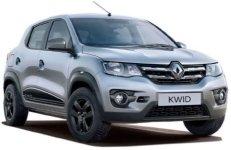 Renault Kwid RXE 2019