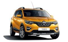 Renault Triber AMT 2020