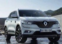 Renault Koleos 2.5L 4WD