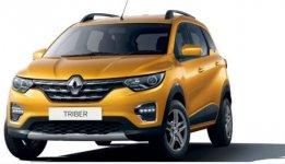 Renault Triber RXZ 2019