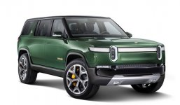 Rivian R1S SUV Adventure 2022