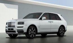 Rolls Royce Cullinan Sport Utility 2020