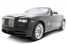 Rolls Royce Dawn 2020