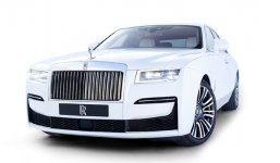 Rolls Royce Ghost Sedan 2021