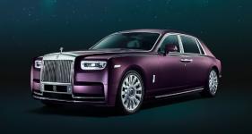 Rolls-Royce Phantom Extended Wheelbase 2019