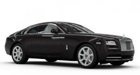 Rolls Royce Wraith Coupe 2020