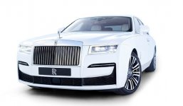 Rolls Royce Ghost Sedan 2022