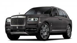 Rolls Royce Cullinan 2021