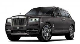 Rolls Royce Cullinan 2022