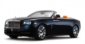 Rolls Royce Dawn 2022