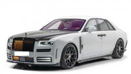 Rolls Royce Ghost Sedan 2023
