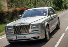 Rolls Royce Phantom Standard Wheelbase