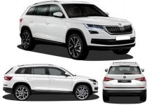 Skoda Kodiaq Scout 2.0 TDi AT 2019