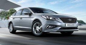 Hyundai Sonata 2.4L Top