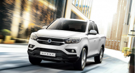 SsangYong Musso 2.2L 4x2 AT 2019