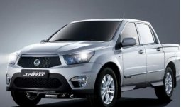 Ssang Yong Actyon Sports 4WD
