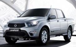 Ssang Yong Actyon Sports S