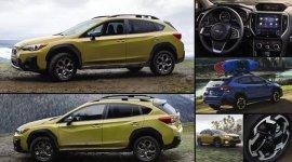 Subaru Crosstrek CVT 2021