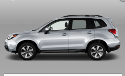 Subaru Forester 2.5i Touring 2018