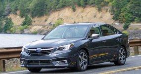 Subaru Legacy Limited XT 2020