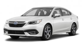 Subaru Legacy Limited XT 2021