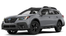 Subaru Outback CVT 2020