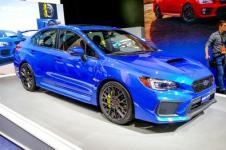 Subaru WRX STI Sedan 2018