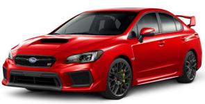 Subaru WRX STI Sport 2019