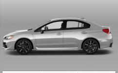 Subaru WRX Sedan Sport 2018