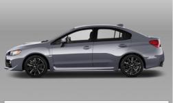 Subaru WRX Sedan Sport-tech 2018