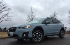 Subaru XV Crosstrek Sport 2018