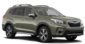 Subaru Forester Touring 2019