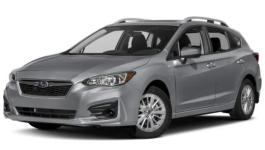 Subaru Impreza Convenience 5 door 2019