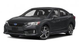 Subaru Impreza Limited Sedan 2021