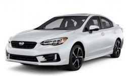 Subaru Impreza Sedan 2022